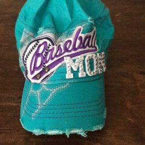 Other - Baseball Mom hat